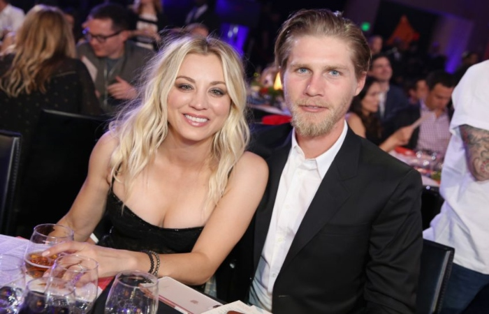Kaley Cuoco, Karl Cook announced they are heading to divorce after three years of marriage