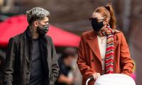 Zayn Malik, Gigi Hadid's daughter surrounded by gifts in new birthday photos