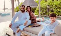 Kareena Kapoor Celebrates Her 41st Birthday With Saif Ali Khan In Maldives