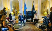 FM Qureshi asks Taliban to be more receptive to international opinion