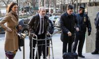 Harvey Weinstein denies charges in Los Angeles