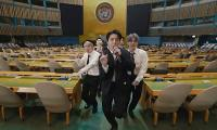 BTS Sing Their Way Through The United Nations In NY Headquarters