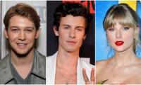 Shawn Mendes says Taylor Swift's man Joe Alwyn looks like a 'villain'