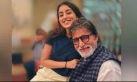 Amitabh Bachchan Shares Video Of Navya Nanda Playing Piano With A Loving Note