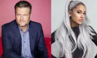 Why Blake Shelton Thinks Ariana Grande 'trashed' His Album