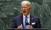 Joe Biden Says US Not Seeking 'Cold War' As He Vows To Lead