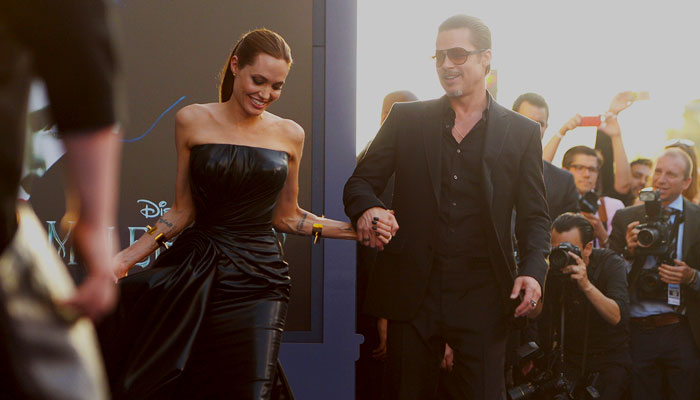 Angelina Jolies accusations come in light of Brad Pitt's attorney's launching a bid to overturn a decision to disqualify the judge