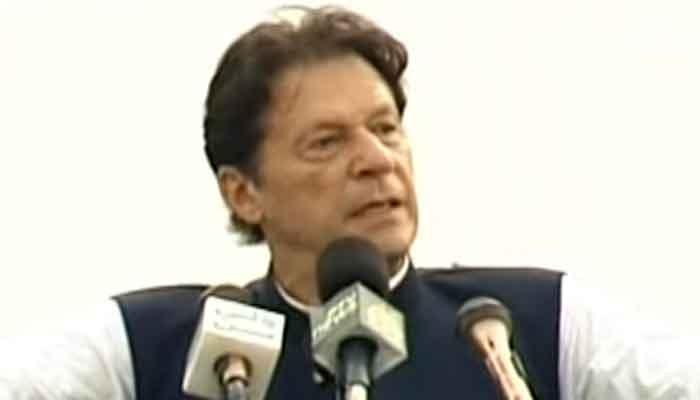 Prime Minister Imran Khan: Photo: file