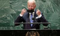 No more cold war: Biden says seeks global leadership in major issues like climate change