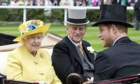 Prince Harry says Queen Elizabeth 'will be okay' without Prince Philip
