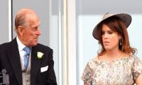 Princess Eugenie touches upon the customised wedding gift Prince Philip gave her
