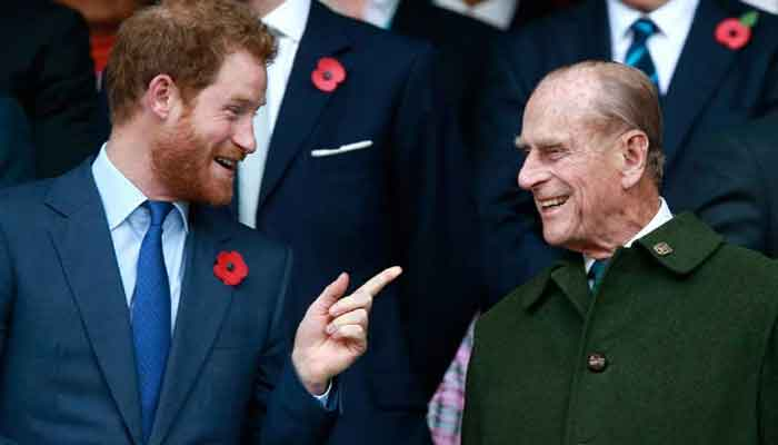 Prince Harry pays touching tribute to Prince Philip in BBC One documentary