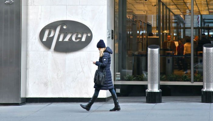 The US gave a go-ahead to Pfizers Covid booster jab for the elderly and high-risk patients. File photo
