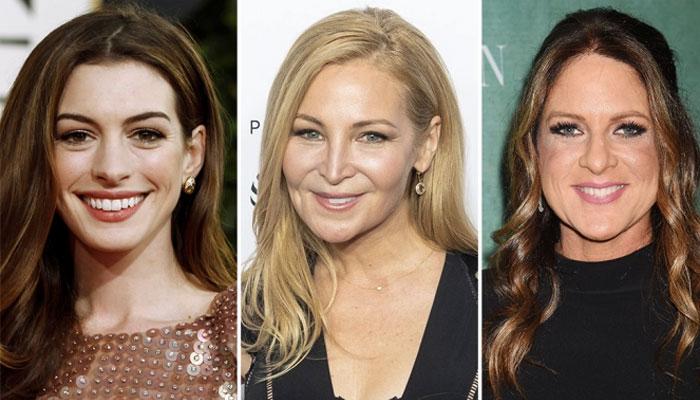 Anne Hathaway, Alyssa Milano, Eva Longoria, Malin Akerman, Debbie Allen, Debra Messing and many others stressed on vaccine equity