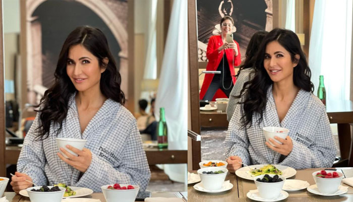 Inside Katrina Kaifs fruit-filled breakfast from Austria: See Photos