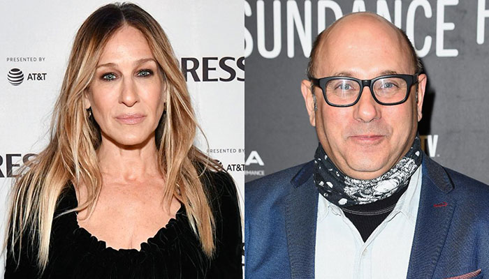 Sarah Jessica Parker says she is not ready to talk about Willie Garson's death