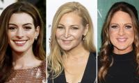 Anne Hathaway and other stars team up to push for vaccine equity