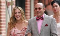 Sarah Jessica Parker says she's 'not ready' to publicly mourn 'SATC' co-star Willie Garson