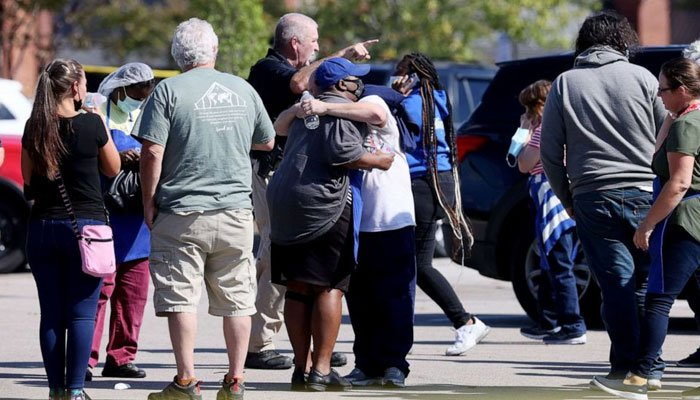Memphis shooting rampage leaves one dead, many wounded