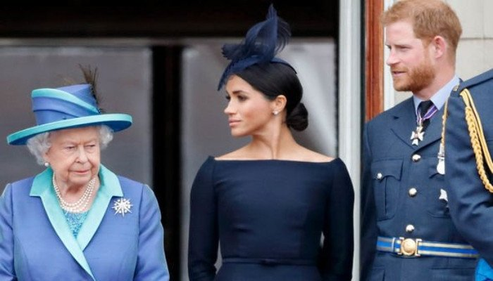 Royal family living in constant fear they cant control Harry and Meghan