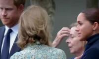 Prince Harry, Meghan Markle visit World Trade Center