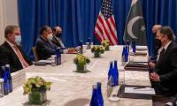 Unity on Taliban issue between Pakistan, US and China: Blinken