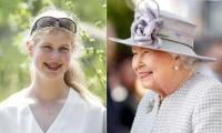 Lady Louise 'shaping up to become' Queen's closest confidant after Prince Harry's leave