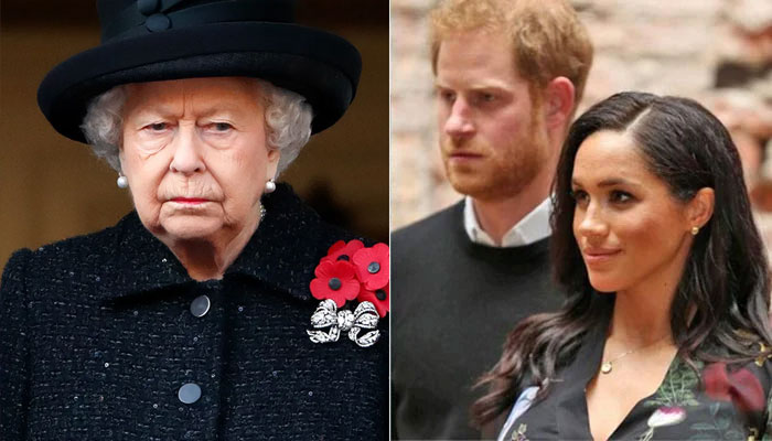 Firm feeling 'anxious' over actions of 'uncontrollable' Prince Harry, Meghan Markle