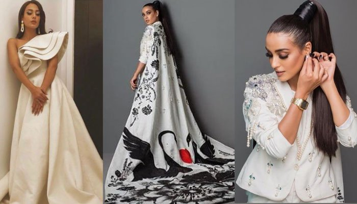 Iqra Aziz mesmerises fans with her most glamorous looks from Lux Style Awards