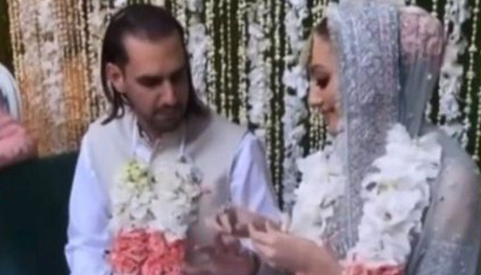 Model Neha Rajpoot officially ties the knot with Shahbaz Taseeر