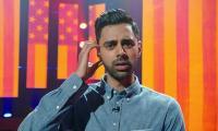 Hasan Minhaj recalls being 'intimidated' by co-star Jennifer Aniston