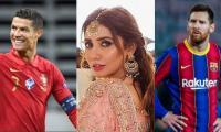 'Messi or Ronaldo?' Mahira Khan reveals her bias