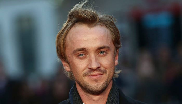 Tom Felton says hes feeling better after collapsing at golf tournament