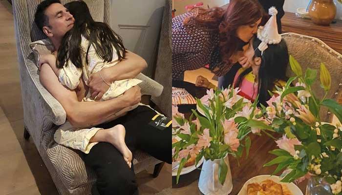 Akshay Kumar, Twinkle Khanna celebrate 9th birthday of daughter Nitara