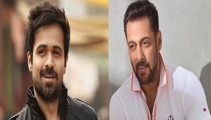 Salman Khan, Emraan Hashmi become 'buddies' on 'Tiger 3' sets