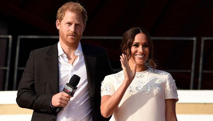 Prince Harry, Meghan Markle bash 'unfair' rollout by 'wealthy pharma companies