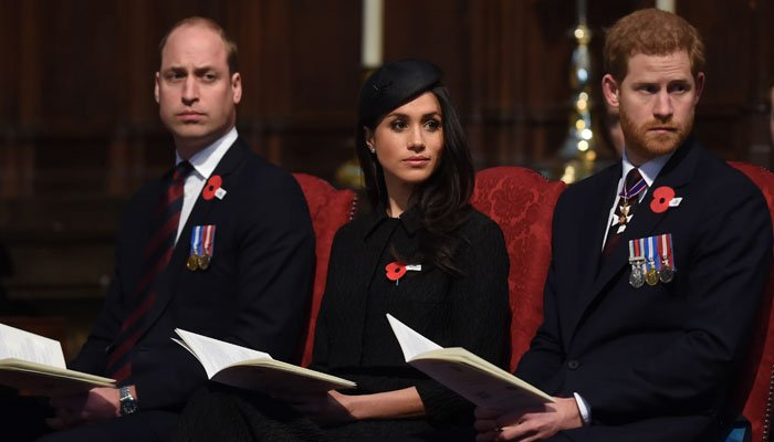 Meghan Markle, Prince Harry 'driven out' from royal family by Prince William's bullying