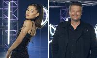Blake Shelton sends expletive-filled text to Ariana Grande over explosive rumour