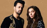 Mahira Khan Reminisces The Time When She Started Acting With Atif Aslam