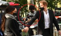 Prince Harry, Meghan Markle record NYC trip for Netflix documentary