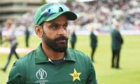 Hafeez Pulls Out Of National T20 Cup Rawalpindi Matches Due To Food Poisoning