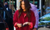 Meghan Markle wore  £5,600 outfit on visit to New York school