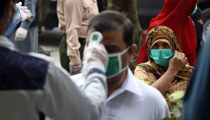 Pakistans coronavirus positivity ratio stands at 3.60%. Photo: file