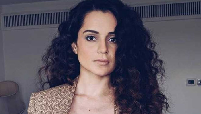 Kangana Ranaut lost 20kgs she gained for 'Thalaivii': 'I have permanent stretch marks'