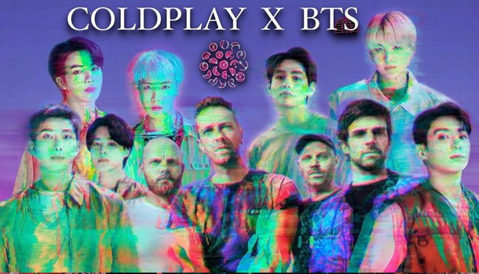 Coldplay, BTS release behind-the-scenes look into documentary collaboration