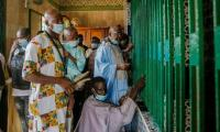 Thousands Celebrate Grand Magal In Senegal's Holy City Of Touba