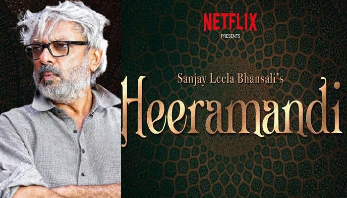 Sanjay Leela Bhansali gushes over big and vast Netflix series Heeramandi