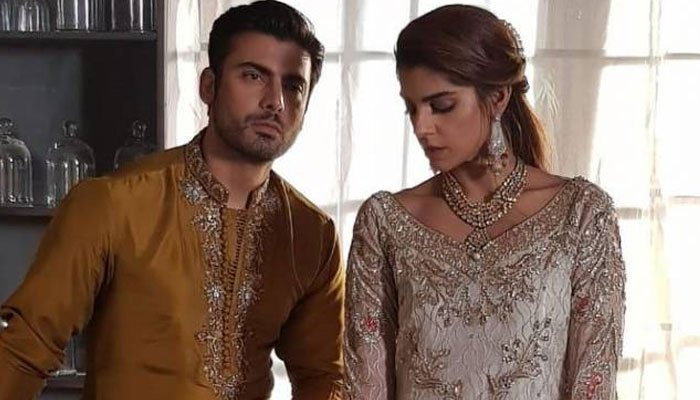 Fawad Khan, Sanam Saeed speculated to join hands for international web series