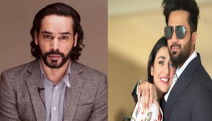Gohar Rasheed praises Falak Shabbir, Sarah Khans PDA-filled relationship