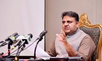 Govt bans private moon sighting: Fawad Chaudhry